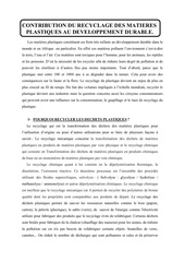 Fichier PDF devoir