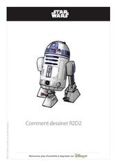 r2d2 activite star wars disney 3
