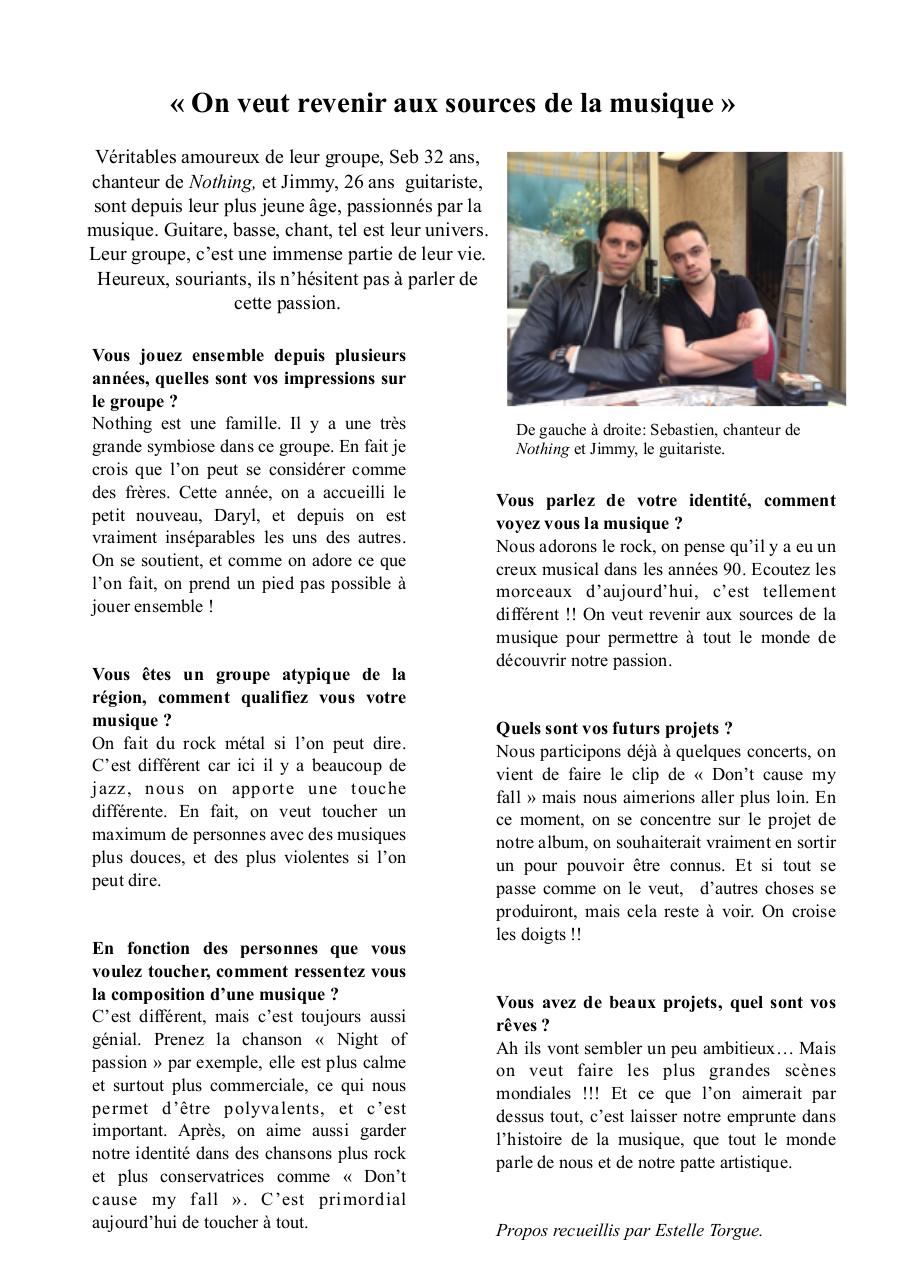 Aperçu du document Interview nothing .pdf - page 1/1