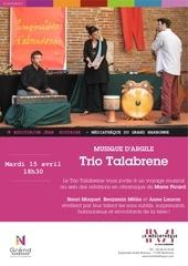 musique trio talabrene