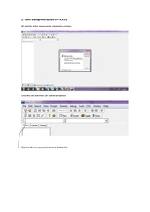 Fichier PDF compilar hola mundo en c