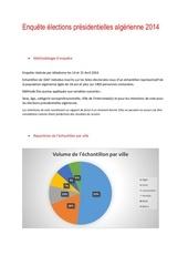 Fichier PDF enquete presidentielles algerie