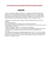 Fichier PDF fraude carte bancaire edreams
