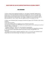 Fichier PDF fraude carte bancaire go voyage