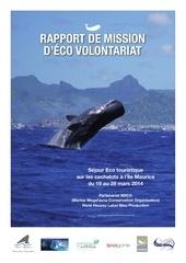 rapport 2 eco volontariat mars 2014