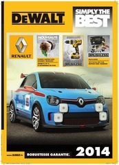 Fichier PDF se lection dewalt renault 2014 hd