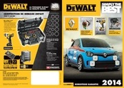 selection dewalt renault 2014 bd