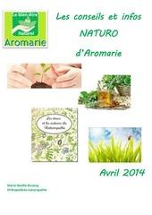 les conseils et infos naturo avril