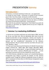 Fichier PDF presentation textuelle de vemma