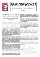 revolucion sociale mai 2014