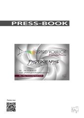 Fichier PDF press book