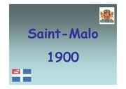 saint malo 1900 belles villas