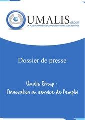 dossier presse umalis group