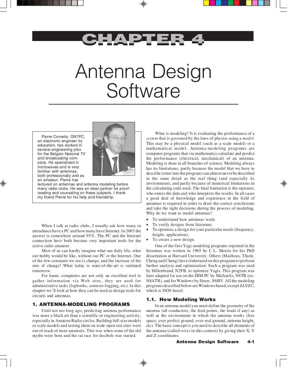Chapter 4—Antenna Design Software par ARRL - 04 pdf