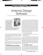 Chapter 4—Antenna Design Software par ARRL - 04 pdf - Fichier PDF