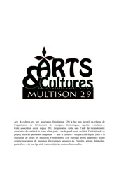 arts et cultures 29