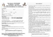 bulletin inscription 01 06 2014