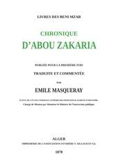 Fichier PDF masqueray emile chronique d abou zakaria