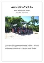 rapport de mission yapluka 2