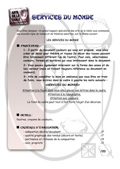 services du monde hotellerie delphartza 2014