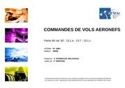 cfa 1091 commandes de vol aeronefs
