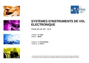 cfa 1109 systemes d instruments de vol electronique
