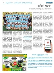 sportsland aviron bayonnais