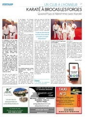 sportsland karate