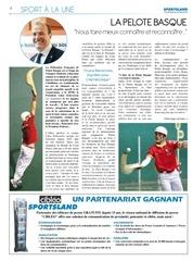 sportsland pays basque pelote basque en cours