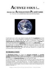 Fichier PDF pour une autogestion planetaire