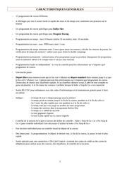 notice chrono ds francais