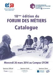 Fichier PDF catalogue forum des metiers
