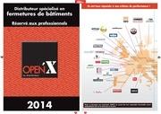 open x 2014 pdf interactif