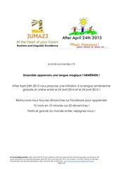 Fichier PDF ensemble apprenons l armenien avec after april 24th 2015