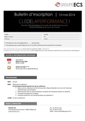 inscription cles de la performance mulhouse