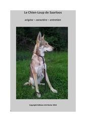 le chien loup de saarloos