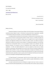 lettre de motiv claire friedrich