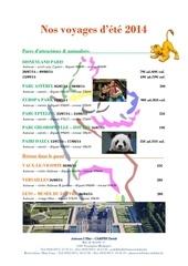 Fichier PDF voyages ete 2014