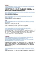 citations dans alimentations articles pairs