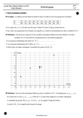 4 cours statistiques