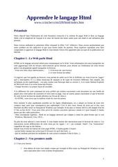 html fr