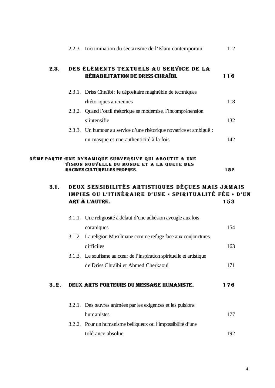 pass simple driss chraibi pdf