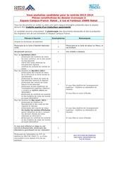 liste piece sconstitutives parcours 2013 2014