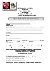 french ducati week 2014