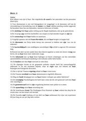Fichier PDF vul in zijn of haar