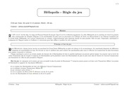 heliopolis regle