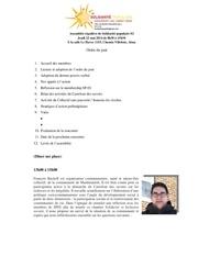ordre du jour sp02 22 mai 2014