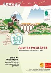 agenda festif 2014