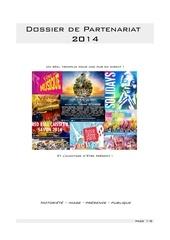 dossier partenaire 2014 costa