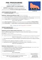 pre programme afih 2014 c2